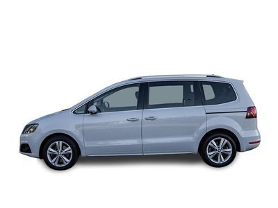 gebraucht Seat Alhambra TSI DSG Xcellence 7S Winter+Tech+Navi+Climatr+FullLink+DAB+BiXenon