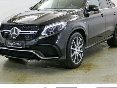 käytetty Mercedes GLE63 AMG AMG Coupé Distronic AHK Standheizg. 360°