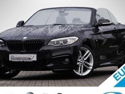 käytetty BMW 225 d Cabrio M Sportpaket HK HiFi Xenon Tempomat