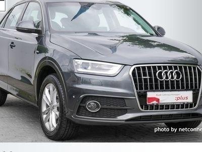 gebraucht Audi Q3 2.0 TDI DPF. Geländewagen quattro SHZ NAVI