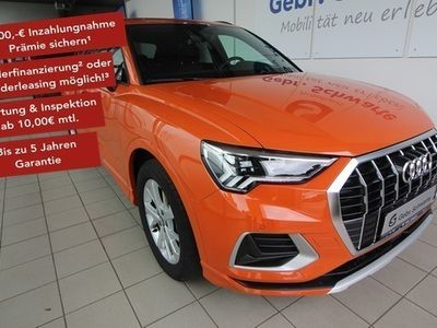 "gebraucht Audi Q3 35 TDI S-tronic AHK LED Navi LM 18"" Shzg"