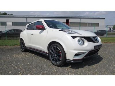 käytetty Nissan Juke 1.6 DIG-T ALL-MODE 4x4i Xtronic Nismo RS