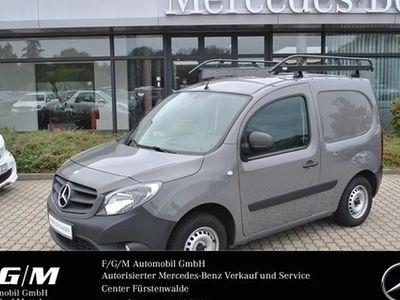 gebraucht Mercedes Citan 108 CDI WORKER Kompakt Dachgepäckträger