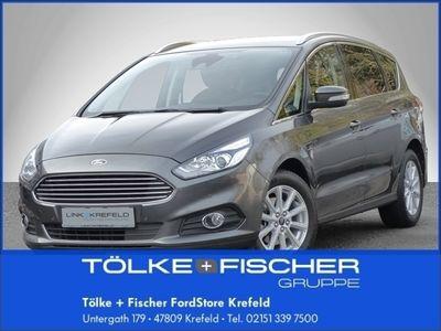 gebraucht Ford S-MAX 2.0 l TDCi 132 kW Titanium NAVI