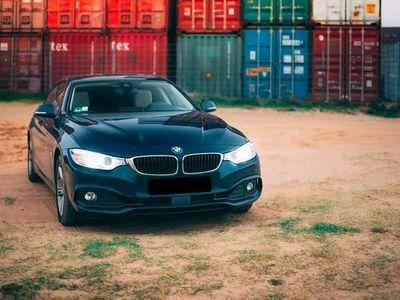 gebraucht BMW 428 Gran Coupé HUD/Kamera/Navi Prof/Luxury/AHK