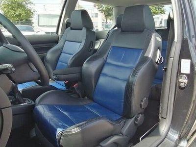 gebraucht VW Golf IV+RECARO+Temp+Klima+ESP+Staub&Pollenfilter