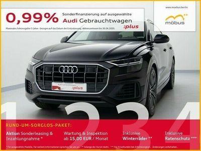 gebraucht Audi Q8 50 TDI QU*S-TRO*SLINE*ASSIST*B&O*PANO*STANDHZ