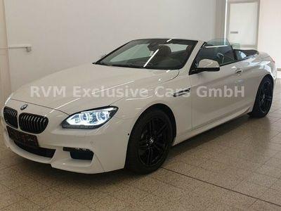 gebraucht BMW 640 Cabriolet i xDrive LED HARMAN 360KAM HEAD UP