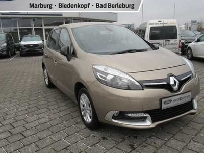 gebraucht Renault Scénic 1.2 TCe Limited PDC/Navi/LM
