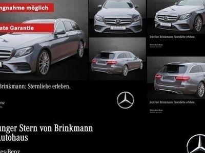 gebraucht Mercedes E350 4M T-Modell AMG Line Exterieur/Comand