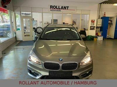 gebraucht BMW 218 Baureihe 2 Active Tourer d, AHK, HeadUp, Navi als Limousine in Hamburg