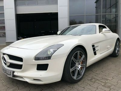 gebraucht Mercedes SLS AMG COUPE, CERAMIC, BANG&OLUFSEN