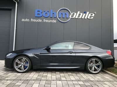 käytetty BMW M6 Coupe/LED/B&O High End/Head-Up/Surround View