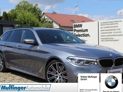 gebraucht BMW M550 d T.Individual Bow/+Wik.Standh.UPE:116400,-