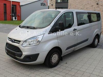 gebraucht Ford 300 Transit Custom Transit Tourneo CustomL2 Klima 9-Sitze Temp