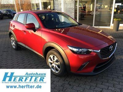 gebraucht Mazda CX-3 SKYACTIV-G 120 FWD 88 kW (120 PS)