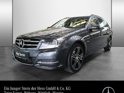 gebraucht Mercedes C220 CDI T LED+Navi