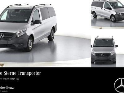gebraucht Mercedes Vito 114 Tourer **Klima/AHK/Vorrüst.Navi/9-Sitze