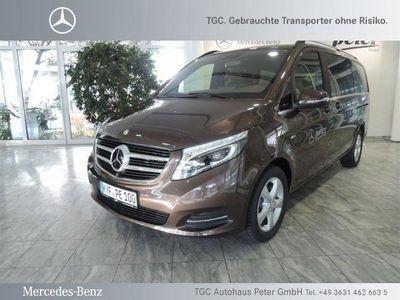 gebraucht Mercedes V250 Avantgarde Edition ILS 2 Schiebe. COMAND/Navi
