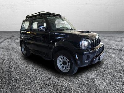 gebraucht Suzuki Jimny Allrad CLUB / METALLIC eFH./NSW