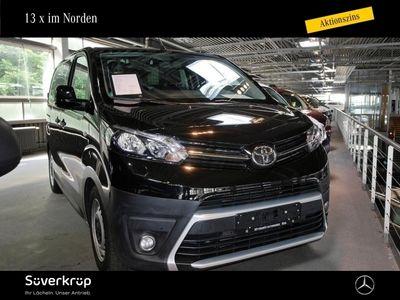 gebraucht Toyota Proace 1.6 D/Kasten/ZV/Servo/Radio/ABS