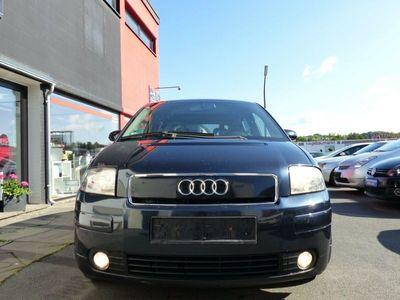gebraucht Audi A2 1.4 TDI ALU,KLIMA,ZV,EFH, PANO.EURO 4
