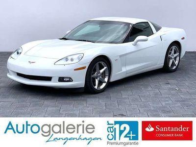 gebraucht Corvette C6 C6 Coupe6,2L LS3 V8 Targa Automatik Xenon