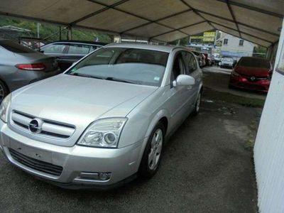 gebraucht Opel Signum Elegance 2.2D Automatik Alu AHK