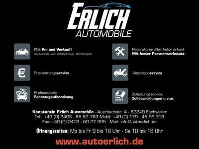 gebraucht Ford Focus Turnier Style 1.Hand/Scheckheft/AHK