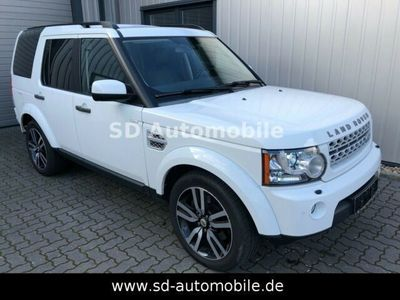 gebraucht Land Rover Discovery 4 SDV6 HSE Panorama+Xenon+7-Sitzer