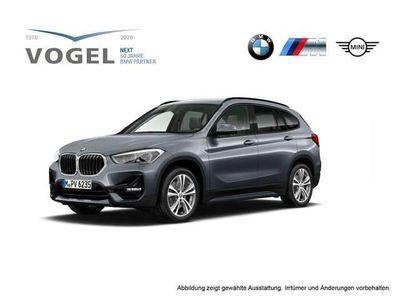 gebraucht BMW X1 sDrive18i Sport Line HiFi LED RFK Navi Shz