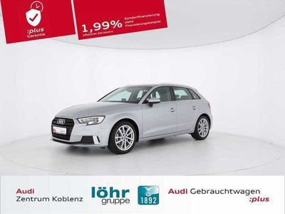 gebraucht Audi A3 Sportback 1.5 TFSI S tronic sport *KliA*SitzH*PDC