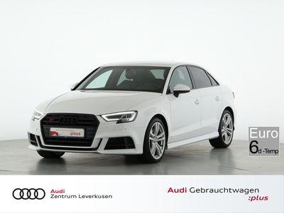 gebraucht Audi S3 Limousine 2.0 TFSI quattro S TRONIC LEDER