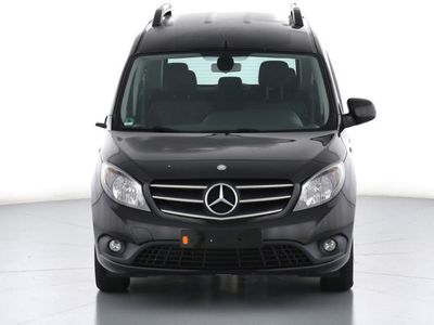 gebraucht Mercedes Citan 112 Tourer Edition Automatik