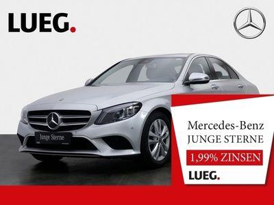 gebraucht Mercedes C220 d Avantgarde+Navi+SHD+Mbeam+SpurP+Kamera++