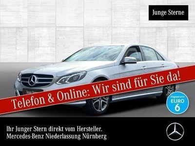 gebraucht Mercedes E500 Elegance Airmat Sportpak ILS LED Multisitz