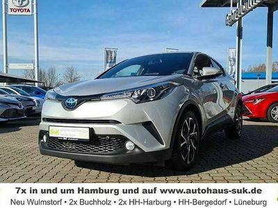 gebraucht Toyota C-HR 1,8 L Hybrid Club *NAVI*8-Fach bereift*SHZ*