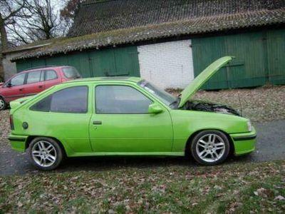 gebraucht Opel Kadett E 16V GSi