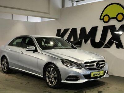 gebraucht Mercedes E250 ECDI Avantgarde 4-Matic Automatik +Leder +Navi +Standheizung +MemoryPaket