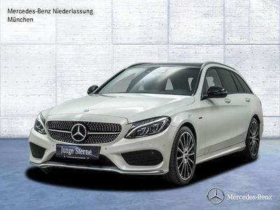 gebraucht Mercedes 450 AMG T 4M AMG COMAND PANO. Memory. Spurp. HUD I