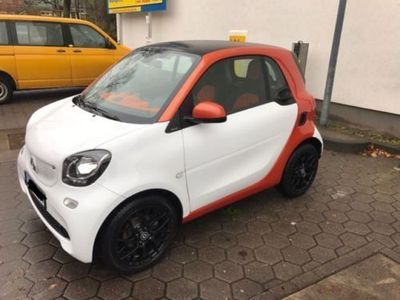gebraucht Smart ForTwo Coupé edition #1 Sportpaket