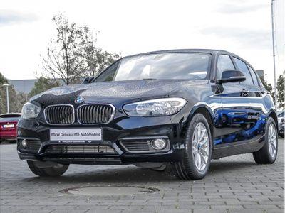 gebraucht BMW 118 1er d Advantage