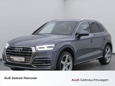 gebraucht Audi Q5 Sport 40 TDI qu. sport, ACC, Pano, virtual, LED, Leder