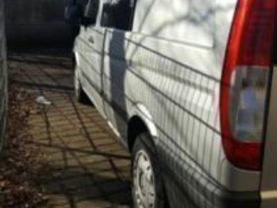 gebraucht Mercedes Vito 115 CDI Lang DPF Mixto (Lkw)