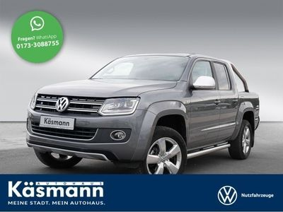 gebraucht VW Amarok DoubleCab Ultimate 4Motion