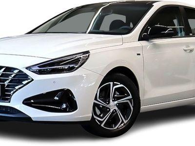 gebraucht Hyundai i30 i30Facelift 1.5 Turbo 48V Aut. Intro Edit PanoD