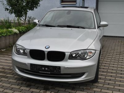 gebraucht BMW 120 Coupé d NEU TÜV VHB LEDER