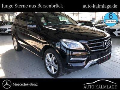 używany Mercedes ML350 BlueTEC 4M COMAND+SHD+AHK+Spur+Bi-Xenon Sport