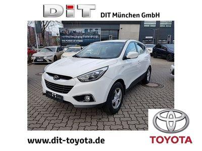 gebraucht Hyundai ix35 2.0 GDi Trend AWD *5 Jahre Garantie*Allrad*LMF*