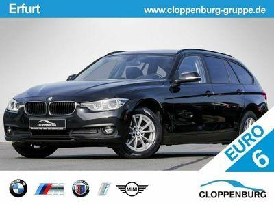 gebraucht BMW 320 d xDrive Touring Advantage LED Navi Bus. Shz